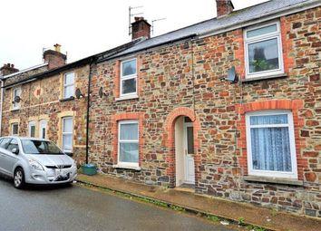 Thumbnail 2 bed terraced house for sale in Victoria Street, Okehampton, Devon