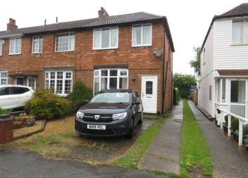 3 bed end terrace house for sale in Clinton Road, Shirley, Solihull B90