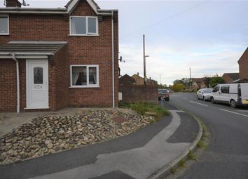Thumbnail 2 bed semi-detached house for sale in Constable Road, Hunmanby, Filey