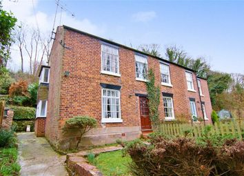 Thumbnail 2 bed semi-detached house for sale in Castle Inn Road, Congleton