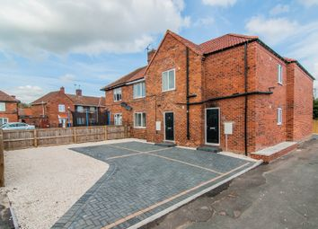 Thumbnail 1 bed flat to rent in Holmes Carr Crescent, New Rossington, Doncaster