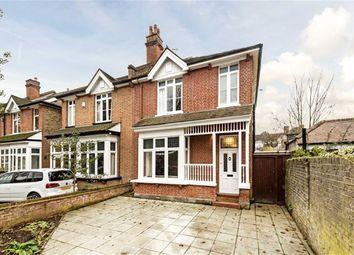 Thumbnail 4 bed semi-detached house for sale in Walpole Road, Twickenham