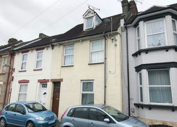 Thumbnail 3 bed terraced house for sale in 67 Salisbury Road, Chatham, Kent
