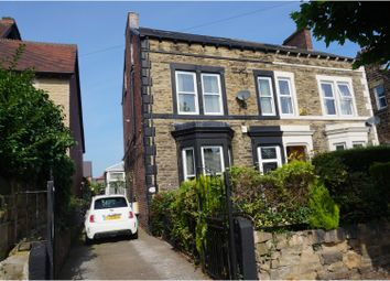 Thumbnail 5 bed semi-detached house for sale in Park Grove, Barnsley
