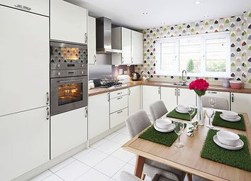 "Thumbnail 4 bedroom detached house for sale in ""Glenmore"" at Ffordd Eldon, Sychdyn, Mold"