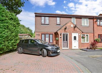 3 bed end terrace house for sale in The Briars, West Kingsdown, Sevenoaks, Kent TN15