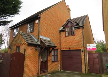 Thumbnail 3 bedroom detached house for sale in Parkside Walk, Slough