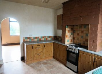 Thumbnail 2 bed terraced house for sale in Crescent Road, Nottingham