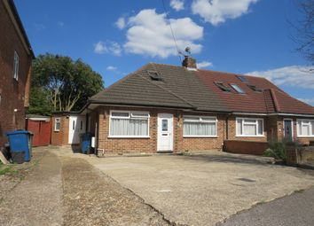 Thumbnail 3 bed semi-detached bungalow for sale in Wynchgate, Harrow Weald, Harrow