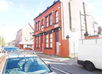 Thumbnail 1 bed flat to rent in Earle Road, Liverpool