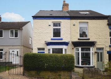 Thumbnail 3 bed end terrace house for sale in Brighton Terrace Road, Crookes, Sheffield