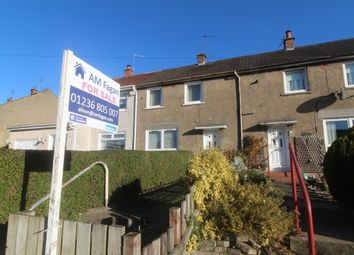 Thumbnail 2 bed terraced house for sale in Rhinds Street, Coatbridge