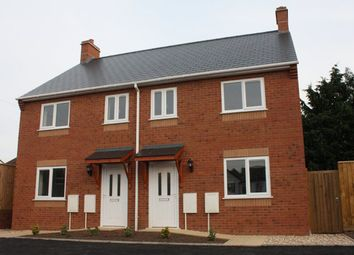 Thumbnail 3 bed semi-detached house to rent in 4 Red Cross Court, King Street, Honiton