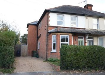Thumbnail 3 bedroom semi-detached house for sale in The Street, Tongham, Farnham