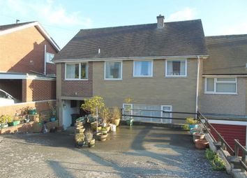 Thumbnail 4 bedroom semi-detached house for sale in 12, Tremhafren, Red Bank, Welshpool, Powys