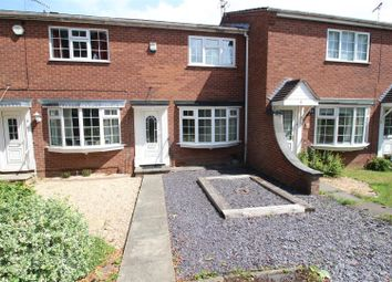 Thumbnail 2 bed terraced house for sale in Sunlea Crescent, Stapleford, Nottingham