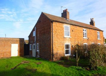 Thumbnail 1 bed cottage to rent in Middle Street, Corringham, Gainsborough