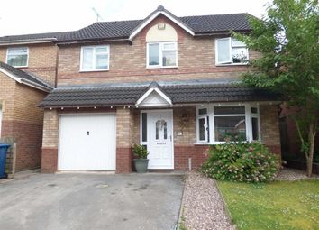 Thumbnail 4 bed detached house for sale in Richards Avenue, Westbury Park, Stafford