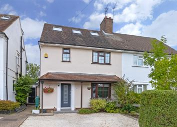 4 bed semi-detached house for sale in Battlers Green Drive, Radlett WD7