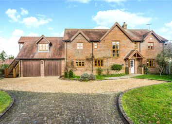 Thumbnail 5 bed detached house for sale in Granary Close, East Grafton, Marlborough, Wiltshire