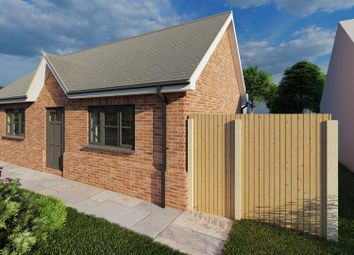 Thumbnail 2 bed detached bungalow for sale in Silver Street, Witcham, Ely