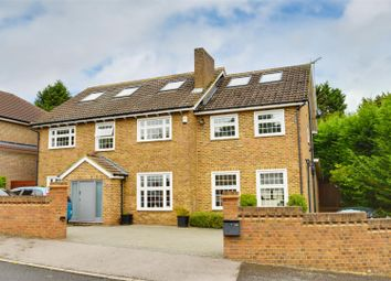 Thumbnail 6 bed detached house for sale in Greenacre Close, Hadley Highstone