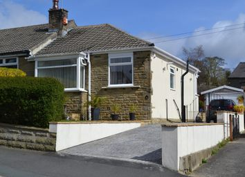 Thumbnail 2 bedroom semi-detached bungalow for sale in James Street, Thornton, Bradford
