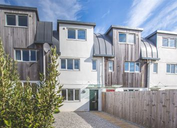 Thumbnail 4 bed terraced house for sale in Pentire Avenue, Newquay