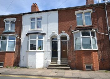 Thumbnail 3 bed terraced house for sale in St. Andrews Road, Semilong, Northampton