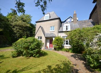 Thumbnail 4 bed detached house for sale in North Road, Aberystwyth