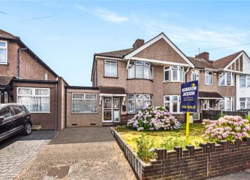 3 bed end terrace house for sale in Hurst Road, Bexley, Kent DA5