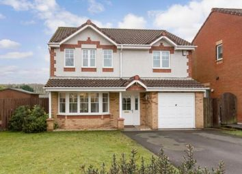 Thumbnail 4 bed detached house for sale in Station Park, Baillieston, Glasgow, Lanarkshire