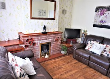 Thumbnail 2 bedroom terraced house for sale in Hargate Lane, West Bromwich