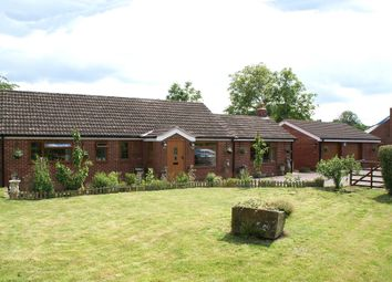Thumbnail 4 bedroom detached bungalow for sale in Bromsberrow Heath, Ledbury