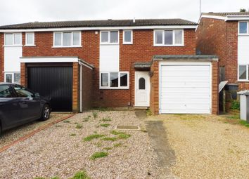 Thumbnail 3 bed semi-detached house for sale in Upper Steeping, Desborough, Kettering