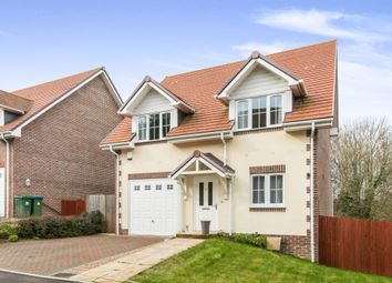 Thumbnail 4 bedroom detached house for sale in Hill Cottage Gardens, West End, Southampton