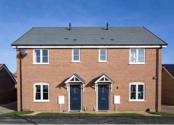 Thumbnail 3 bed semi-detached house for sale in Plot 3A, The Sparta, Abbey Walk, Swineshead, Boston