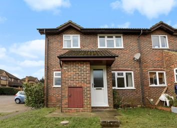 Thumbnail 2 bed terraced house to rent in Spruce Drive, Lightwater