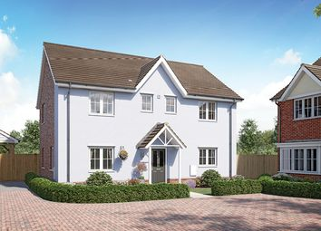 """Thumbnail 4 bed property for sale in """"The Marlborough"""" at Factory Hill, Tiptree, Colchester"""