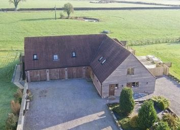 Thumbnail 6 bed property for sale in East Pennard, Somerset