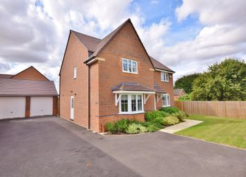 Thumbnail 4 bed detached house for sale in The Wickets, Bottesford