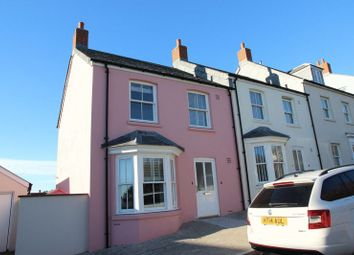 Thumbnail 3 bed end terrace house to rent in Stret Constantine, Newquay