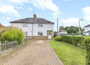 Glebe Avenue, Ickenham, Uxbridge, Middlesex UB10. 3 bed semi-detached house