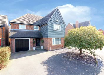 Thumbnail 4 bed detached house for sale in Woodlane, Park Farm