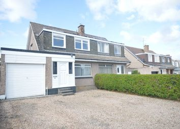 Thumbnail 3 bed semi-detached house for sale in 308 Rullion Road, Penicuik