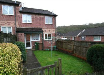 Thumbnail 1 bedroom end terrace house for sale in Honiton Walk, Whitleigh