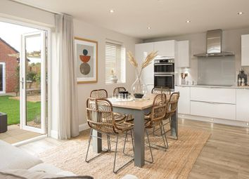 "Thumbnail 4 bed detached house for sale in ""Bayswater"" at Dryleaze, Yate, Bristol"