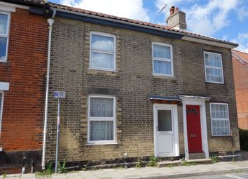Thumbnail 3 bed terraced house to rent in London Road, Halesworth