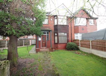 Thumbnail 3 bed semi-detached house for sale in Malvern Avenue, Urmston, Manchester