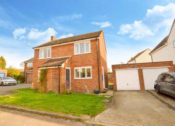 Thumbnail 4 bed detached house for sale in Thorncroft, Saffron Walden, Essex